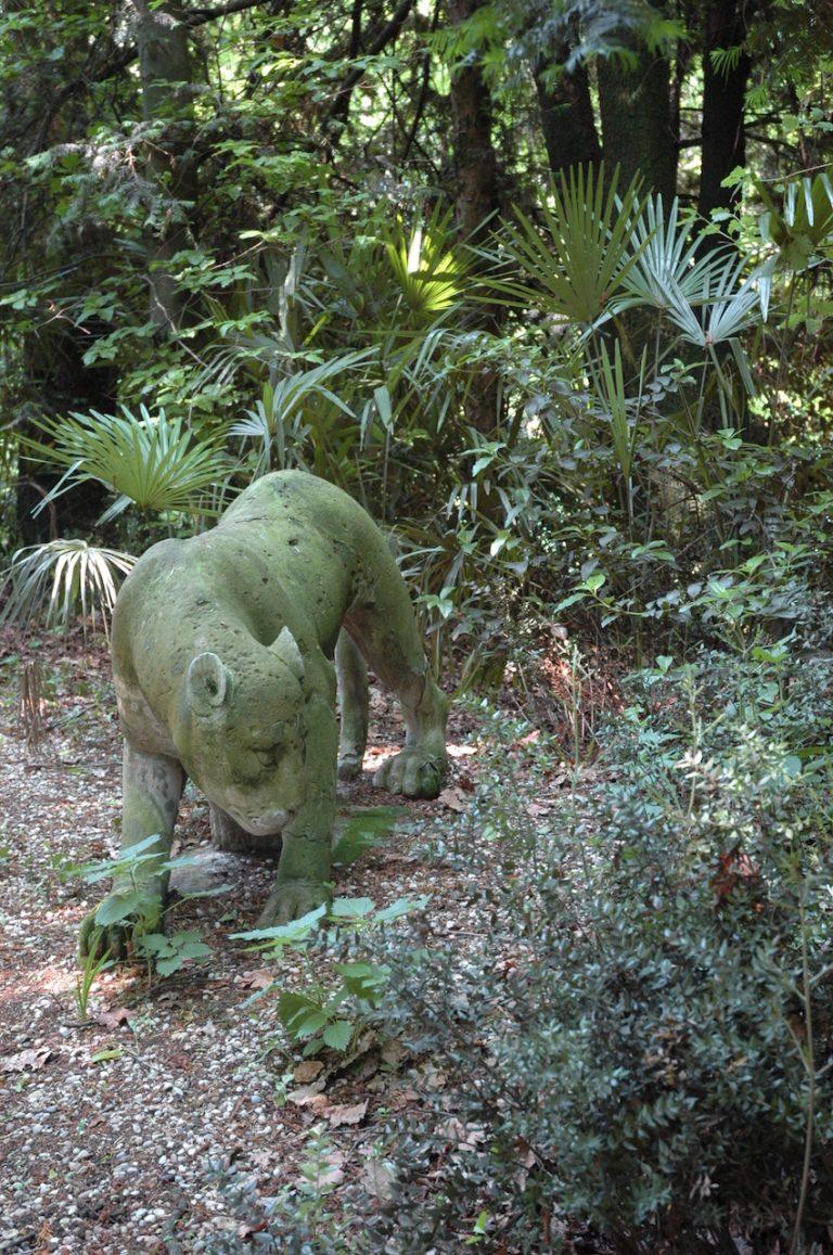 Il giardino di pojega le statue - Il giardino di ausonia ...